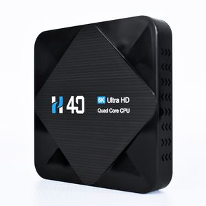 Android Tv Box H40 4GB RAM / 32GB ROM Android 10,0