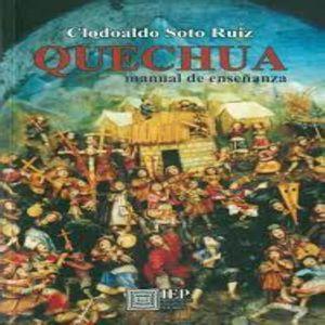 Quechua Manual de Enseñanza/Con Cds.