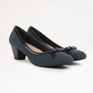 Zapatos De Vestir Madison Mujer Vestlazo Azul