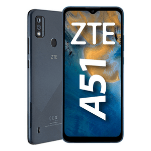 Celular ZTE Blade A51 2GB 64GB - Gris