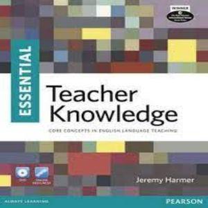Essential Teacher Knowledge Book W/DVD