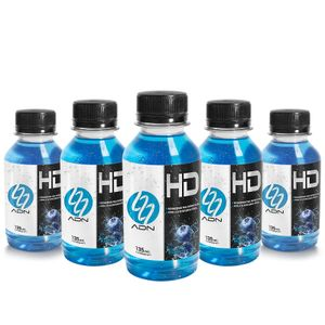 Pack HD X 60 Bot. Blueberry