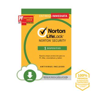 Norton Security Online 1 Dispositivo 1 Año