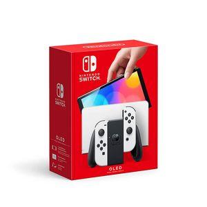 Preventa Consola Nintendo Switch Modelo Oled Blanco