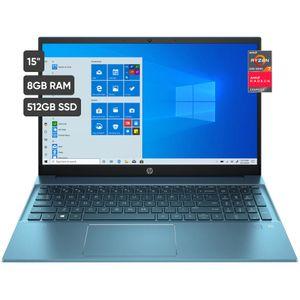 Notebook HP 15-EH0010LA 15'' AMD R7 8GB 512GB SSD
