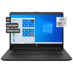 Laptop HP 14-cf2064la 14'' Intel Core i3 4GB 128GB SSD