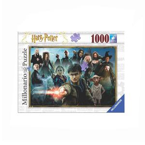 Rompecabezas de 1000 Piezas -Harry Potter
