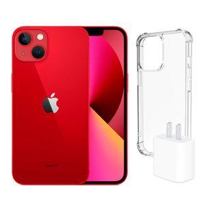 iPhone 13 128GB Red más Adaptador 20w más Case Spigen Pre-venta