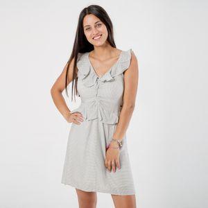 Vestidos Popelina Gzuck Marans Mg 0