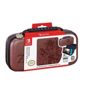 Estuche Switch Zelda Game Traveler Deluxe Marrón