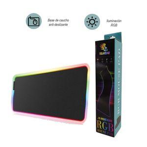 Mouse Pad con Iluminación RGB