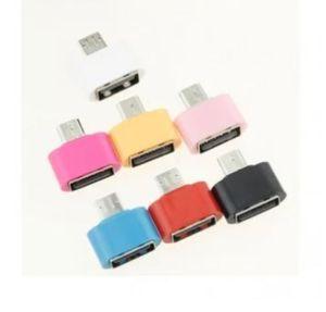 Adaptador OTG Tipo C y Micro USB Celular
