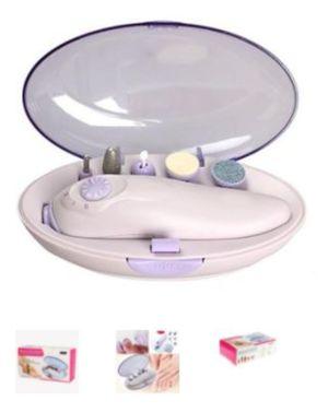 Set Manicure y Pedicura Eléctrico Kit para hacer Manicure