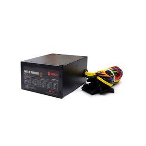 Fuente de Poder Teros TE7160 ATX 600W 80 Plus Bronze 100V - 240VAC