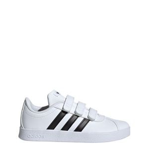 Zapatillas Adidas Niña Vl Court 2.0 Cmf C Blanco