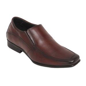 Zapatos de Vestir Malabar Senna15 Marrón