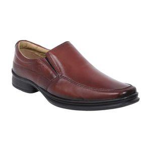 Zapatos de Vestir Malabar Softcomf Marrón