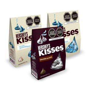 Combo 2 Kisses Cookies N Cream + 1 Kisses Chocolate