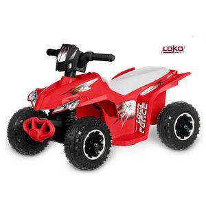 Cuatrimoto a Bateria Loko Toys CT-726-S Rojo