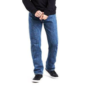 Jean 505 Regular Fit Hombre Azul 33