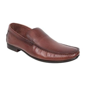 Zapatos de Vestir Malabar Moc Marrón