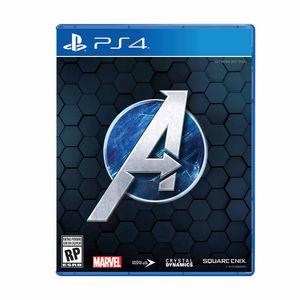 Videojuego PS4 Avengers