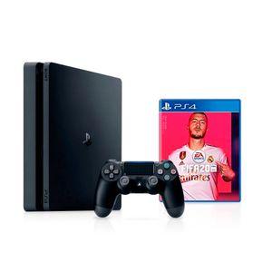 Consola Sony PS4 1TB Fifa 20 Bundle