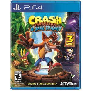 Juego Crash Bandicoot 2.0 PS4