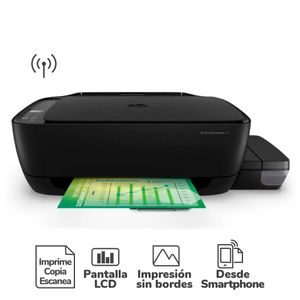 Multifuncional Wireless InkTank 415