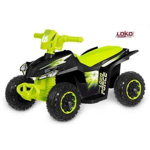 Cuatrimoto a Bateria Loko Toys CT-726-B Verde