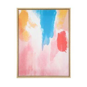 Cuadro Decorativo Print Abstracto 30x40