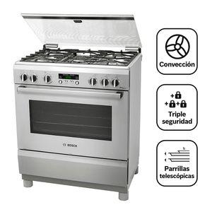 Cocina 5H PRO 567 INOX