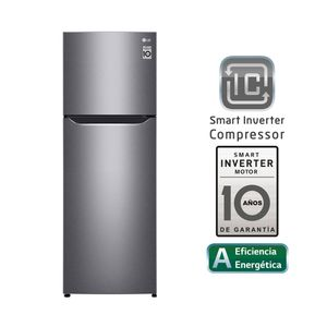 Refrigeradora Lg Top Freezer Gt26Bpg 235L