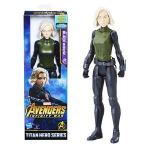 Figura de Acción -Hasbro  Titan Hero - Black Widow