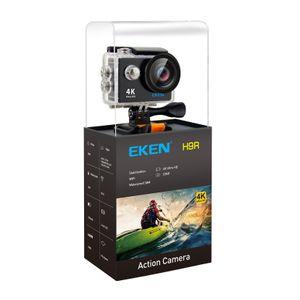 Camara de Acción Eken H9R 4K Lente 170º Antena Wifi