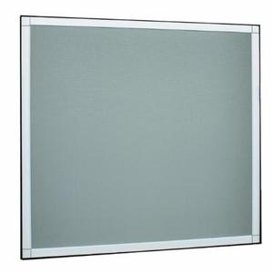 Kit Mosquitero de aluminio blanco ajustable hasta 1.30m x 1.60m