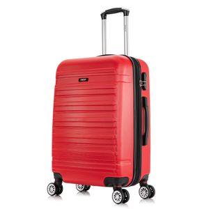Dukap Maleta De Viaje Liverpool 61 Cm 15 Kg Color Rojo