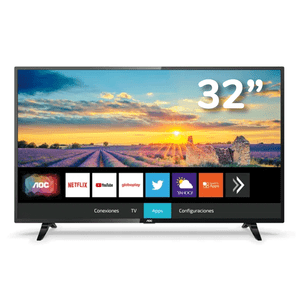 "Televisor AOC 32"" HD Smart TV 32S5295"