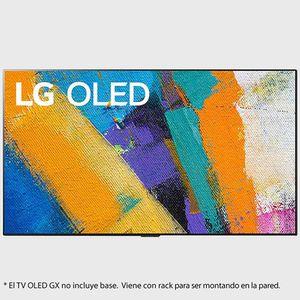 Televisor LG OLED 77'' 4K Smart TV AI OLED77GX (2020)