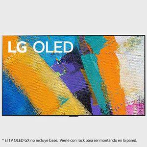 Televisor LG OLED 65'' 4K Smart TV AI OLED65GX (2020)