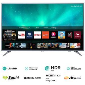 Televisor PHILIPS LED 50'' UHD 4K Smart TV PUD6513