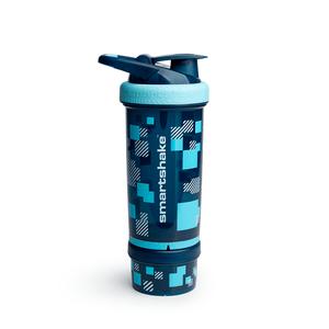 Shaker Smart Shake Revive Pixel Blue 750 ml