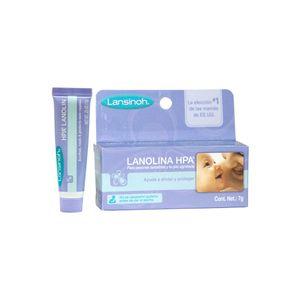 Crema Hidratante Lansinoh para pezones irrtados 7gr