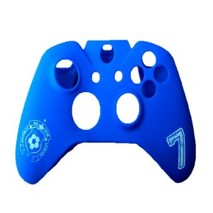 Funda Silicona Mando Xbox One Azul