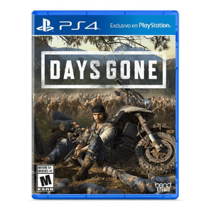 Juego Ps4 Days Gone