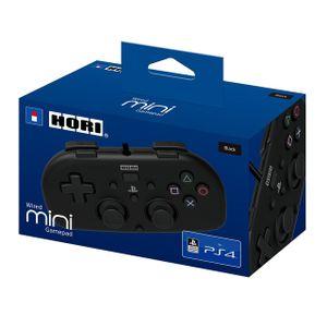 Mando Ps4 Hori Wired Mini Game Pad Negro