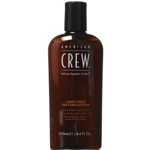 Crema de Peinado Light Hold Texture Lotion American Crew Men 250ml