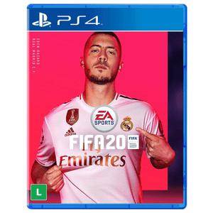 Juego Ps4 Fifa 20