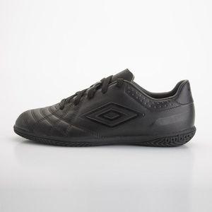 Zapatillas Escolares de Fútbol Classico 4 IC JNR Negro