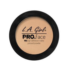 Polvo Compacto Pro Face HD Matte Pressed Powder Nude Beige